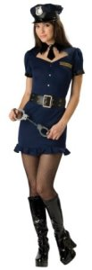 Teen Fashion Police Costume