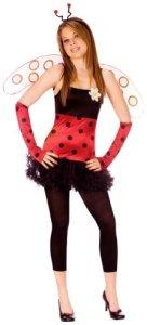 Teen Lovely Ladybug Costume