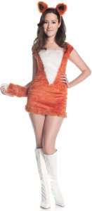 Teen Red Fox Costume