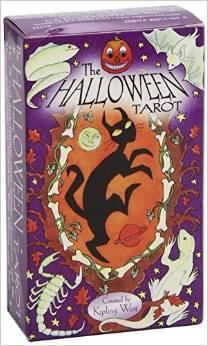 The Halloween Tarot Cards