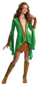 Tween Maid Marion Costume