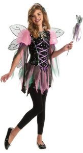 Tween Northern Lights Fairy Costume