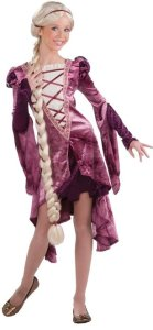 Tween Rapunzel Costume