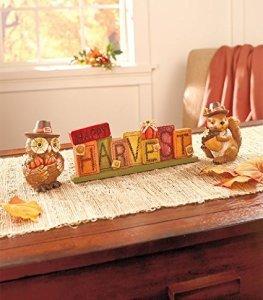 Harvest Figurine Set