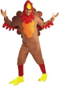Johnny-O Turkey Adult Costume