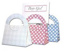 Mini Purse Placecard & Favor Holders