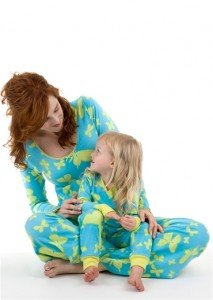 Mommy and Me Matching Pajamas