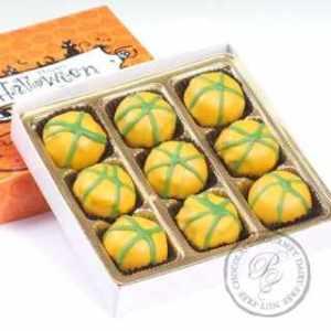 Pumpkin Truffles