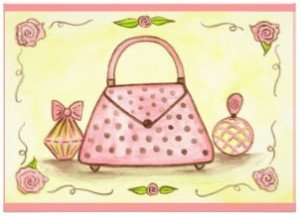 Purse Invitation