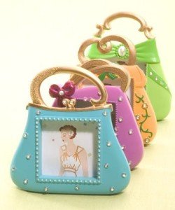 Resin Pocketbook Frame - 4 Assorted