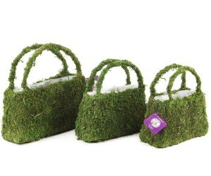 SuperMoss (55500) Beaumont Purse, Fresh Green, Set of 3 (S:M:L)