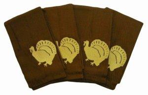 Turkey Cloth Napkins