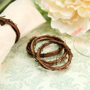 Vine Napkin Rings