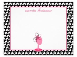 fascinator_hat_stand_houndstooth_flat_notecards_invitation-r869b22d5aaa948459befc1ff6ee72bd8_imtr4_8byvr_325