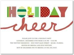 Best Holiday Party Invitations Christmas Party Hanukkah Party