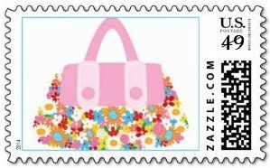 pretty purse postage