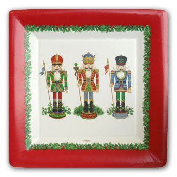 Nutcracker Suite Plates