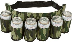 Beer & Soda Holster Holiday Gag Gift