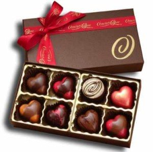 Choclatique Hearts