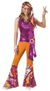Dancing Queen Tween Costume