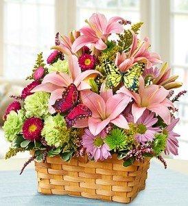 Garden Inspiration Floral Centerpiece