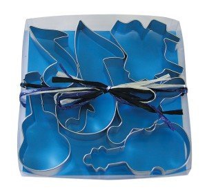 Musical 7 Piece Cookie Cutter Set