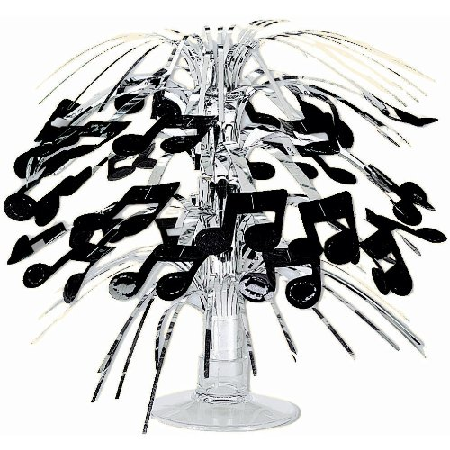 Musical Notes Centerpiece
