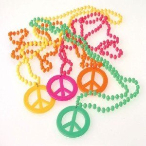 Peace Sign Necklaces