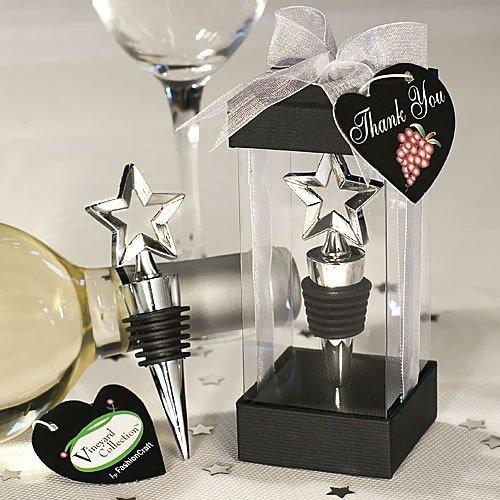 Star Wine Bottle Stoppers