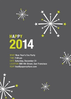 New_Year's_Firework_Invitation_Grey