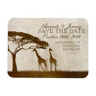 Africa Save the Date