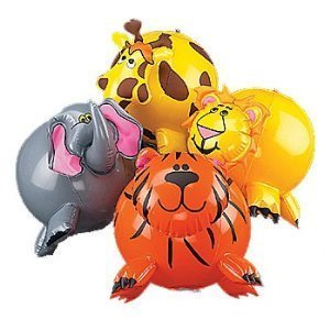 Animal Beach balls