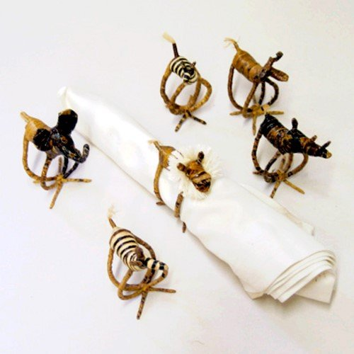 Animal Napkin Holders