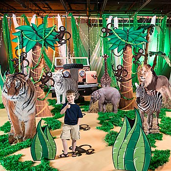Jungle Safari Party Ladies Night Out Teen Birthday