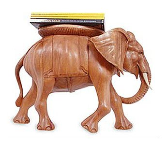 Hand Crafted Elephant
