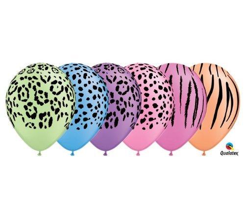 Neon Safari Balloons