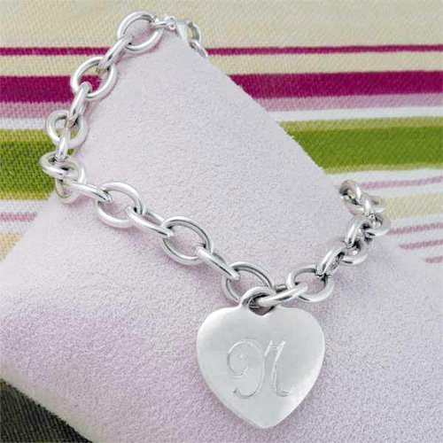 PartyIdeaPros_Heart_Charm_Bracelet