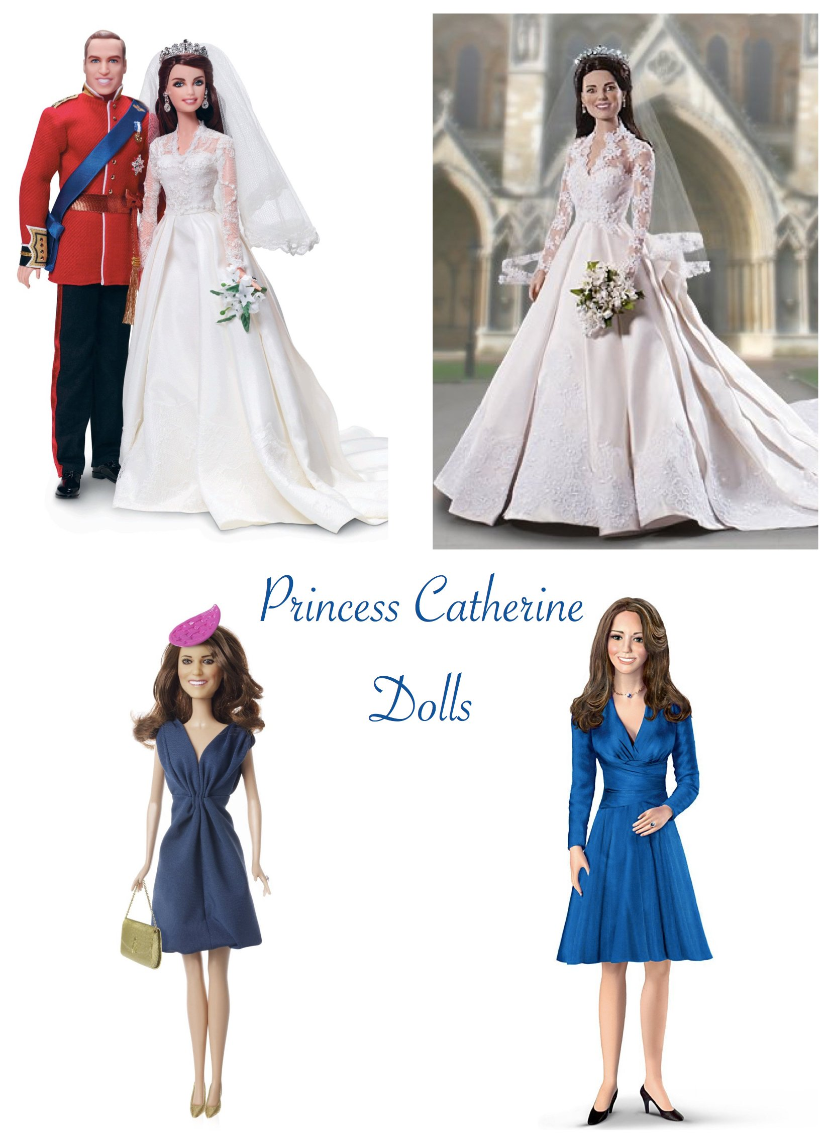 Princess Catherine Dolls