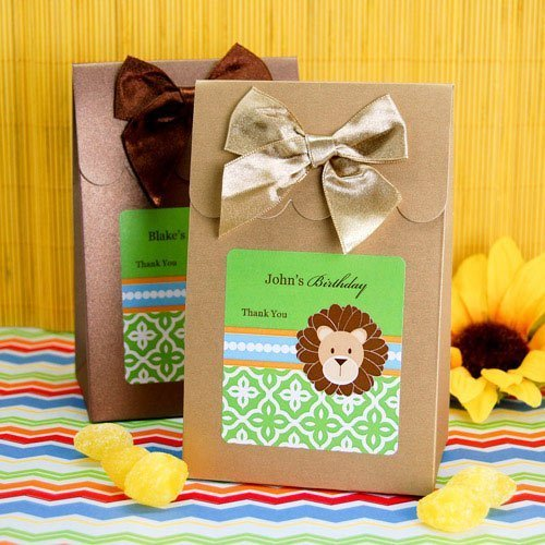 Safari Candy bags