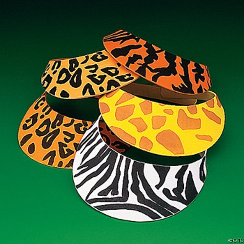 Safari Foam Hats