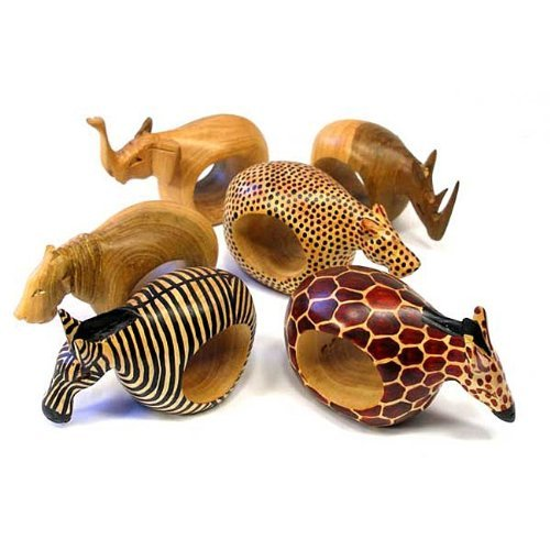 Safari Napkin Holders