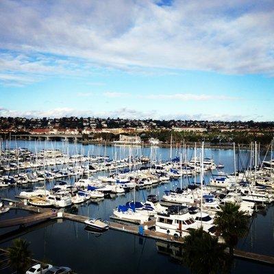 San Diego Marina View