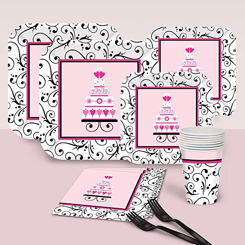Sweet Wedding Party Paper Goods, , Royal Wedding Viewing Party Paper Goods