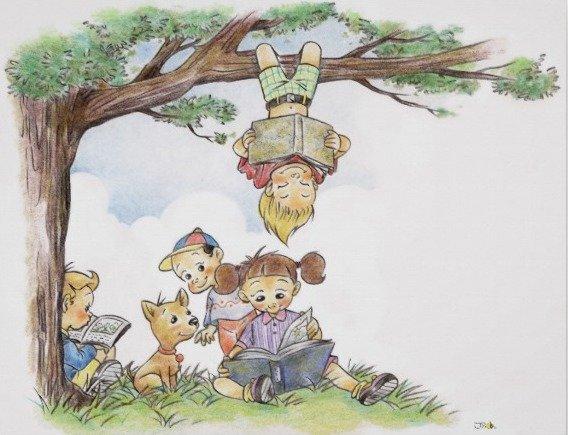 Top 100 Children's Picture Books