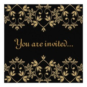 black_gold_damask_royal_wedding_invitations