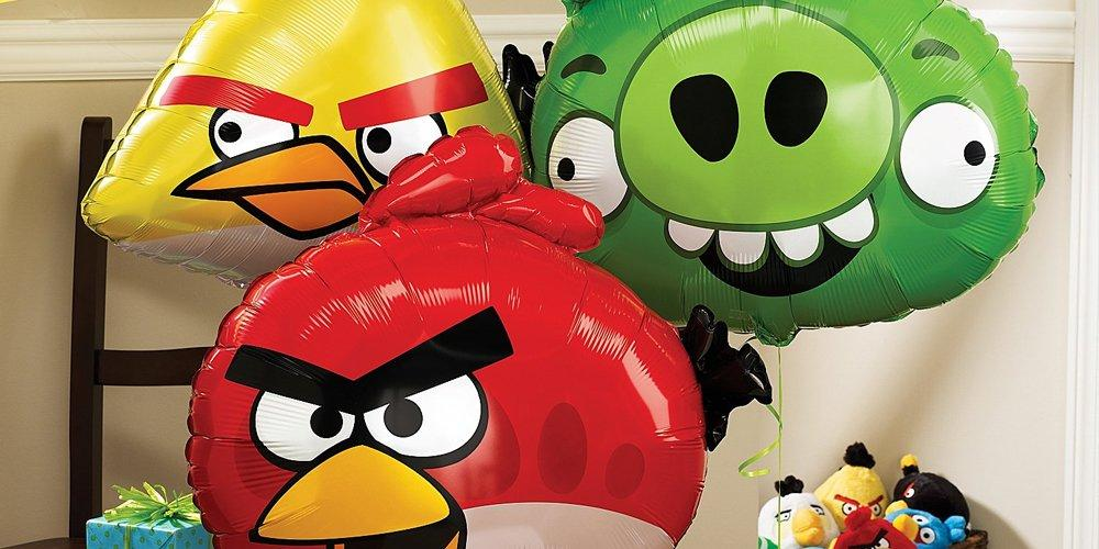 Angry Birds Party in a Box