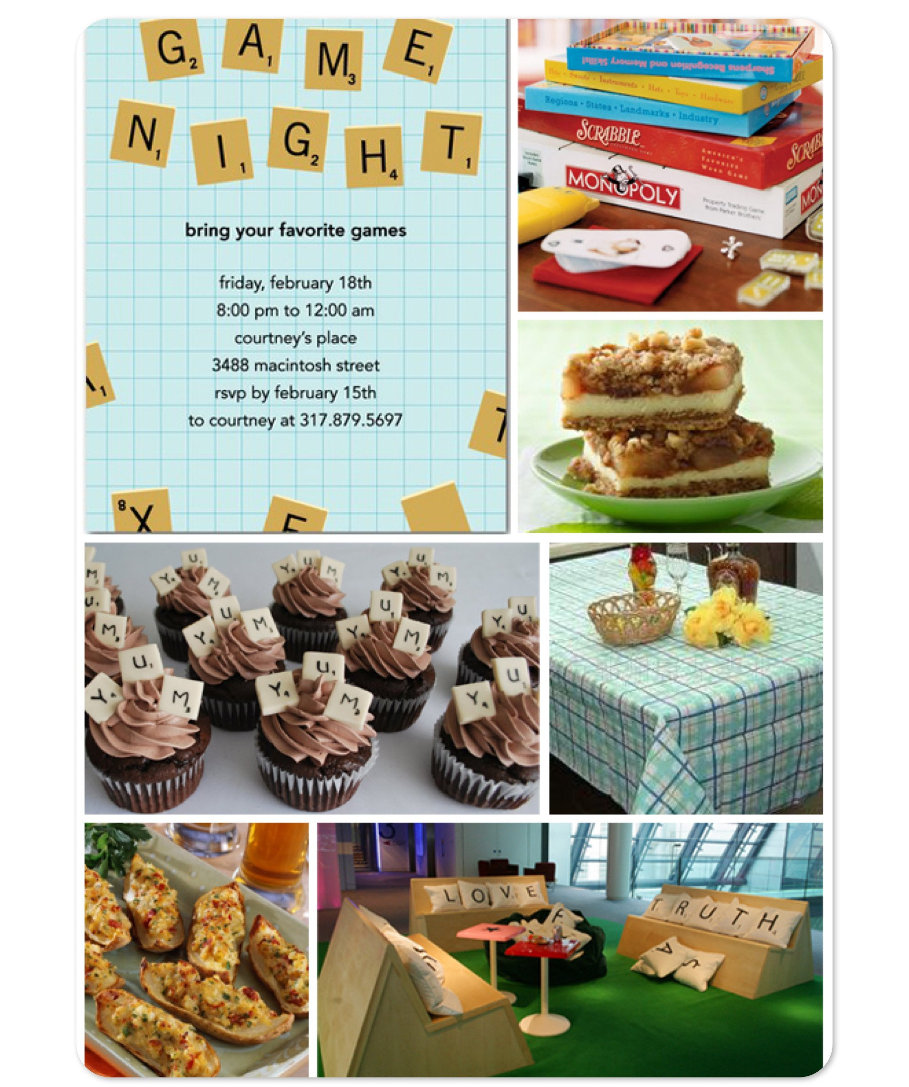 Board Game Theme Party Planning, Ideas & Supplies | Family Game Night