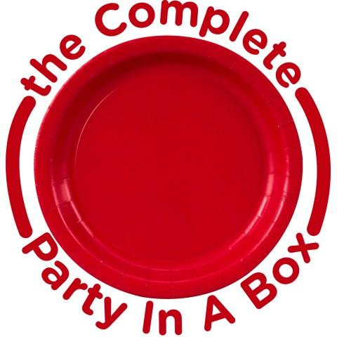 Classic Red Party in a Box