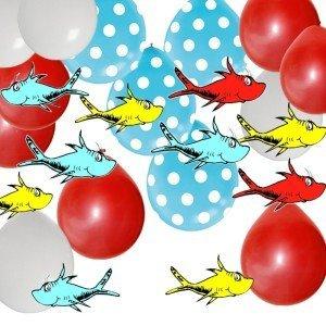 Dr Seuss Party Decorations
