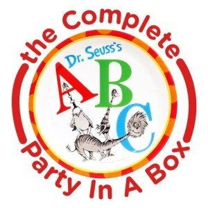 Dr. Seuss ABC Party in a Box